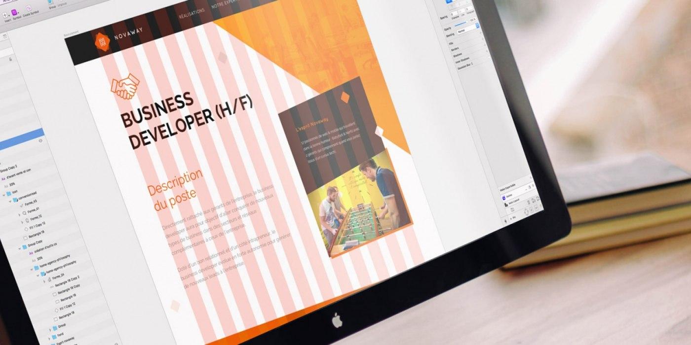 7 conseils pour réussir ses designs de sites web