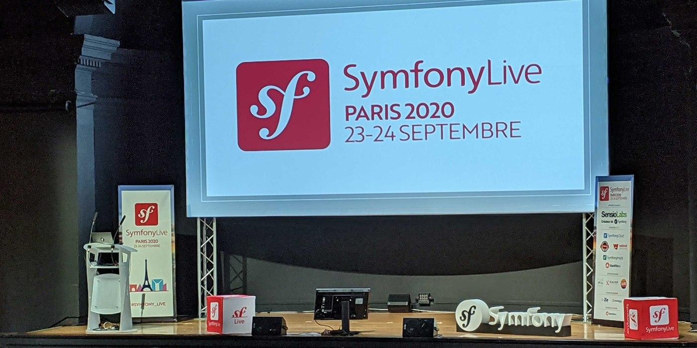 Retour sur le Symfony Live 2020
