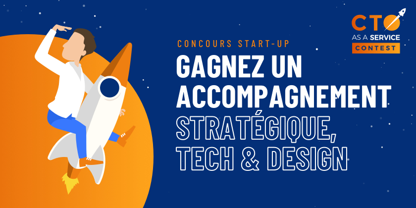 concours start-up cto as a service contest novaway